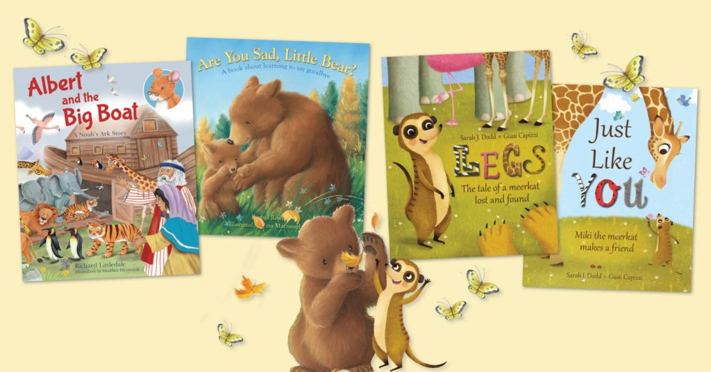 Our Best Children's Picture Books about Mental Health