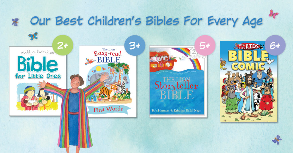 Lion Hudson Best Children's Bibles