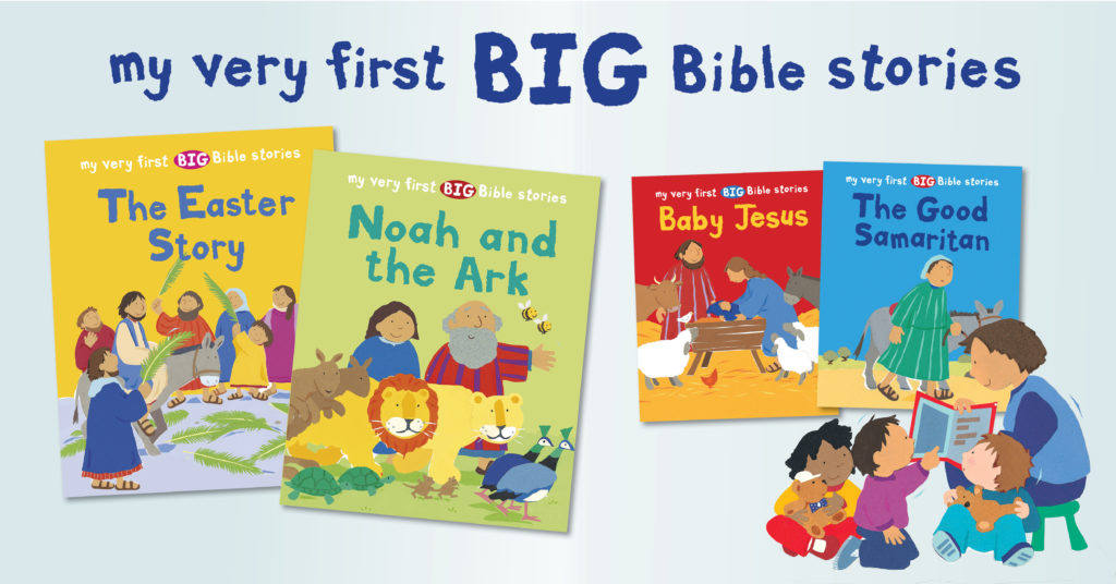 My Very First Big Bible Stories