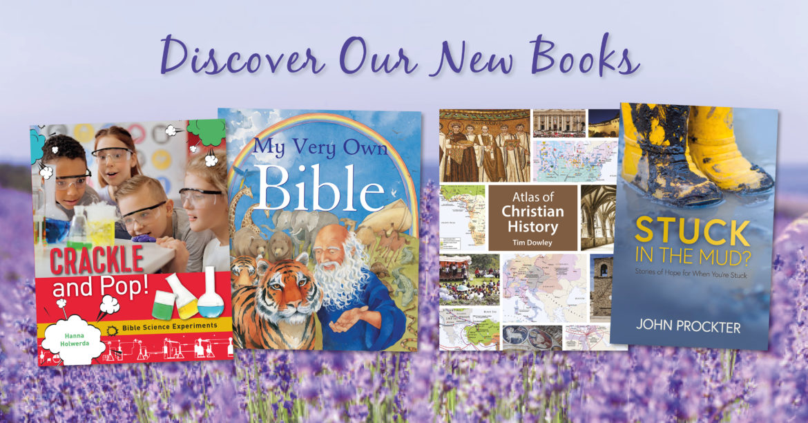 Discover our new books