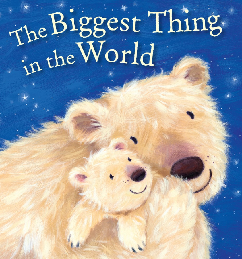 The Biggest Thing in the World by Kenneth Steven