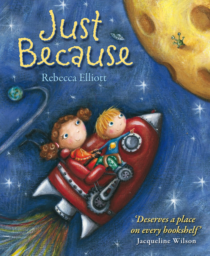 Just Because by Rebecca Elliot