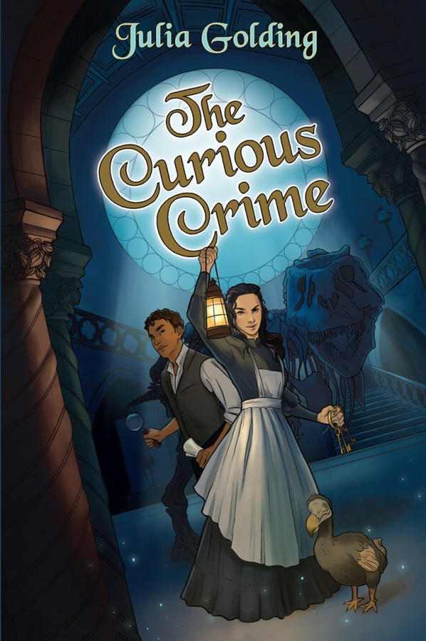 The Curious Crime by Julia Golding