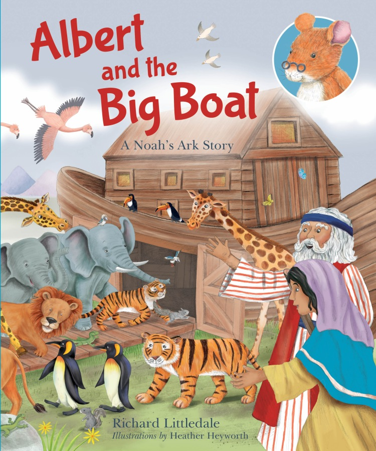 Albert and the Big Boat by Richard Littledale