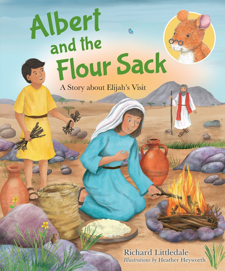 Albert and the Flour Sack by Richard Littledale