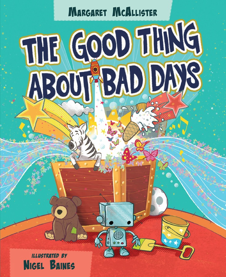 The Good Thing About Bad Days by Margaret McAllister