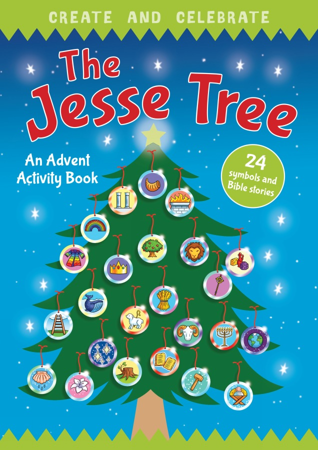 The Jesse Tree An Advent Activity Book by Richard Littledale and Deborah Lock