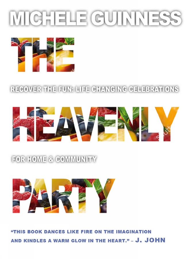 The Heavenly Party by Michele Guinness