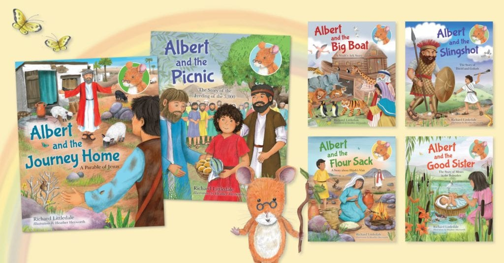 Albert and the Good Sister by Richard Littledale