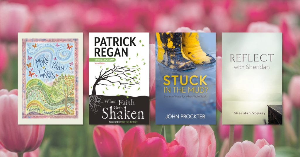 Lent and Easter Books for Adults