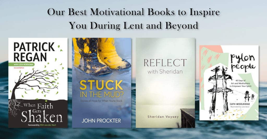 Our best Motivational Books to Inspire You During Lent and Beyond
