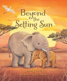 Beyond the setting sun