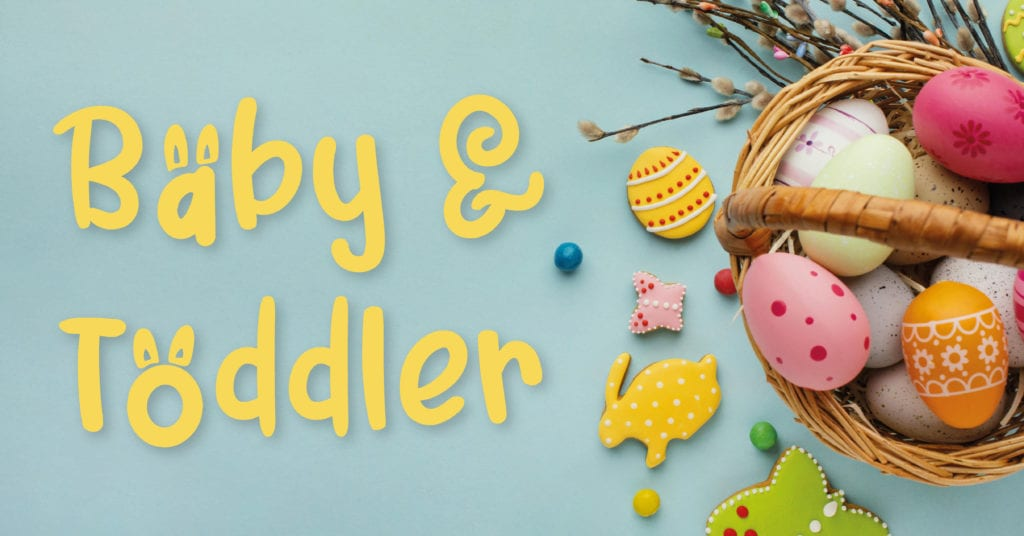 Baby and Toddler Easter Books