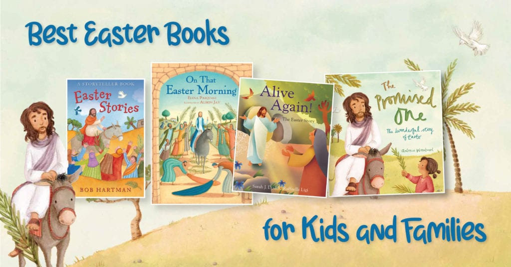 Best Easter Books for Kids and Families